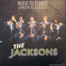 Discos de vinilo: VINILO SINGLE THE JACKSON ''SHAKE YOUR BODY'' 1978. Lote 57995919
