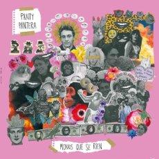 Discos de vinilo: MNLP PANTY PANTERA MONOS QUE SE RIEN VINILO. Lote 128423634