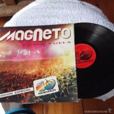 Discos de vinilo: MAGNETO MAXI VUELA, VUELA .EDIC. 40 PRINCIPALES. Lote 58000119