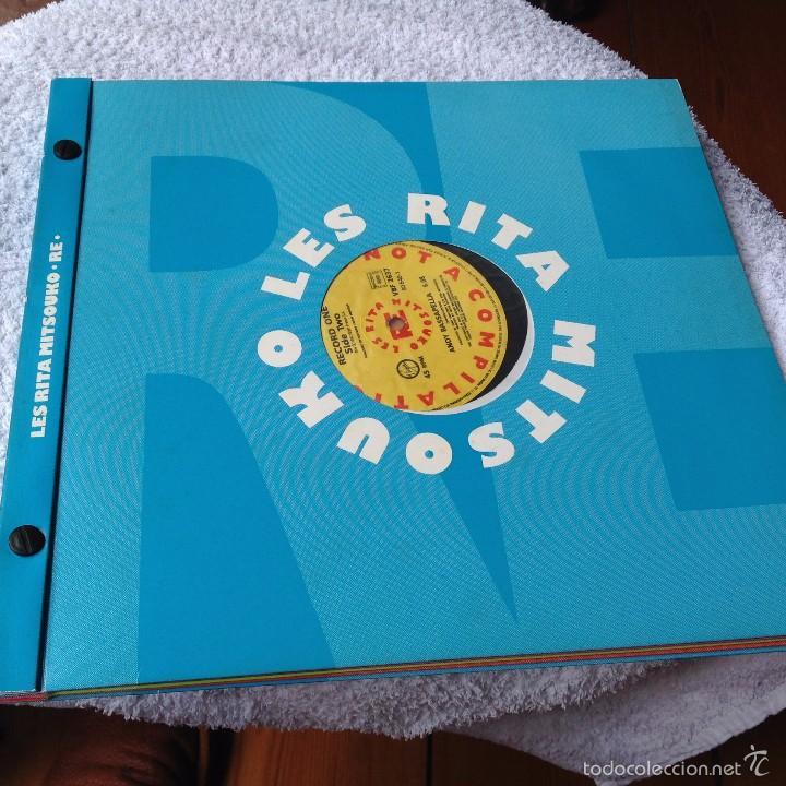 Discos de vinilo: LES RITA MITSOUKO .- This is not a compilation .Carpeta en forma de libro con 5 discos NUEVO - Foto 2 - 58000205