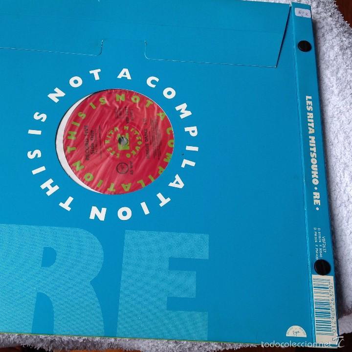 Discos de vinilo: LES RITA MITSOUKO .- This is not a compilation .Carpeta en forma de libro con 5 discos NUEVO - Foto 4 - 58000205