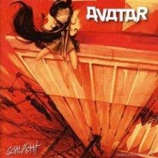 Discos de vinilo: LP AVATAR SCHLACHT LTD. NUEVO PRECINTADO RSD 2016 - OFERTA!!. Lote 58000500