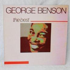 Discos de vinilo: GEORGE BENSON - 'THE BEST' - 1978 - A&M RECORDS - DISCO DE VINILO LP. Lote 58004792
