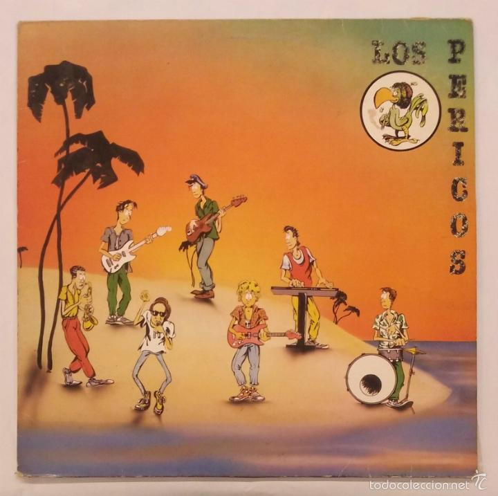 Los pericos -los pericos -lp - Sold through Direct Sale