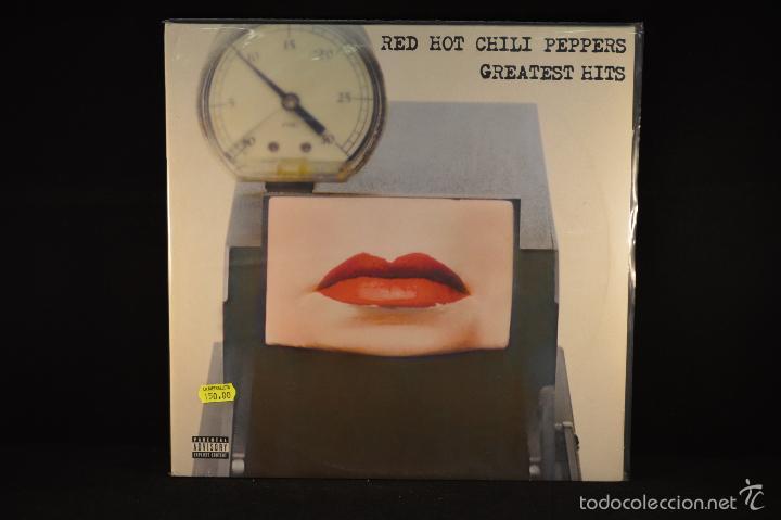 RED HOT CHILI PEPPERS - GREATEST HITS - 2 LP (Música - Discos - LP Vinilo - Pop - Rock Extranjero de los 90 a la actualidad)