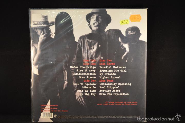 Discos de vinilo: RED HOT CHILI PEPPERS - GREATEST HITS - 2 LP - Foto 2 - 58015536