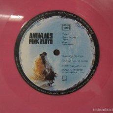 Discos de vinilo: PINK FLOYD - ANIMALS - VINILO ROSA - EDICION FRANCESA 1977 . Lote 58016893