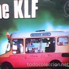 Discos de vinilo: KLF, THE - JUSTIFIED & ANCIENT (BLANCO Y NEGRO, 1991) - WZ. Lote 58017608