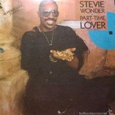 Discos de vinilo: STEVIE WONDER - PART-TIME LOVER - MAXI - 27. Lote 58018497
