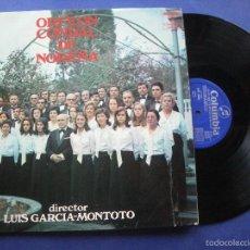 Discos de vinilo: LP ASTURIAS FOLK : ORFEON CONDAL DE NOREÑA COLUMBIA 1973. Lote 58019745