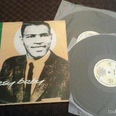 Discos de vinilo: MAGIC SAM ?– EASY BABY 2 LP ZAFIRO ?– 30512731 SPANISH PRESSING. Lote 58020342