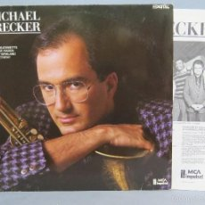 Discos de vinilo: LP. MICHAEL BRECKER. Lote 58065981