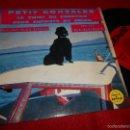 Discos de vinilo: LES BLA BLA BLAS PETIT GONZALES/LE TWIST DU CANOTIER +2 EP SAPHIR EDICION FRANCESA FRANCE. Lote 58066101