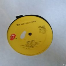 Discos de vinilo: ROLLING STONES MAXI MISS YOU/FAR AWAY EYES.U.S.A. 1978. Lote 58072598