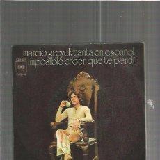 Discos de vinilo: MARCIO GREYCK. Lote 58072639
