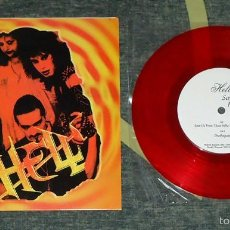 Discos de vinilo: HELL - SAVE US FROM THOSE WHO WOULD SAVE US - 7''(BOOTLEG · #110/250). Lote 58075562