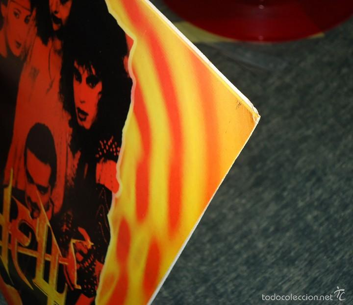 Discos de vinilo: Hell - Save Us From Those Who Would Save Us - 7(Bootleg · #110/250) - Foto 2 - 58075562