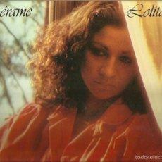 Discos de vinilo: LOLITA. LP. SELLO CBS. EDIT. EN ESPAÑA. AÑO 1978. Lote 58080727