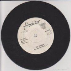 Discos de vinilo: LOS BRITO - ASI QUIEREME - UN VIAJE SIN RETORNO NI PARTIDA - AREITO EGREM CUBA. Lote 58081686