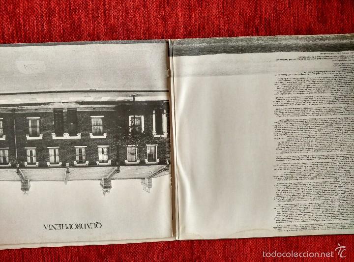 Discos de vinilo: THE WHO Doble LP Original /libro QUADROPHENIA - Foto 2 - 58083156