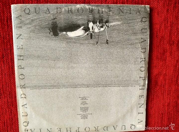 Discos de vinilo: THE WHO Doble LP Original /libro QUADROPHENIA - Foto 4 - 58083156