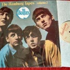 Discos de vinilo: THE BEATLES LP THE HUMBURG TAPES V.2 NUEVO. Lote 58083203
