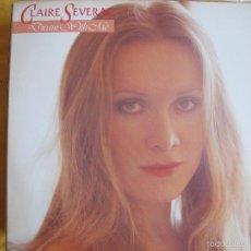 Discos de vinilo: LP - CLAIRE SEVERAC - DREAM WITH ME (SPAIN, AVC RECORDS 1988). Lote 58084738