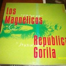 Discos de vinilo: LOS MAGNETICOS. Lote 58087991