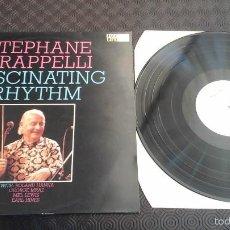 Discos de vinilo: STÉPHANE GRAPPELLI ?– FASCINATING RHYTHM LP LASER ?– 26013 GERMAN PRESSING. Lote 58089387
