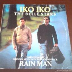 Discos de vinilo: THE BELLES STARS - IKO IKO - MAXI SINGLE.12. Lote 58091862