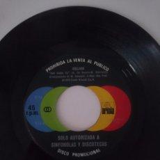 Discos de vinilo: COLLAGE - VELI ANCHE TU - LA GENTE HABLA - AÑO 1979 - ARIOLA -REFM1E4BOES47DISIN. Lote 58101950