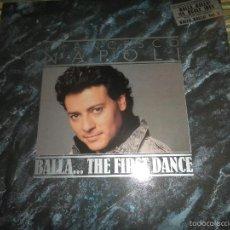 Discos de vinilo: FRANCESCO NAPOLI - BAILA...THE FIRST DANCE LP - ORIGINAL ESPAÑOL BCM 1987 FUNDA INT MUY NUEVO(5) . Lote 58108208