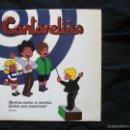 Discos de vinilo: CANTARELIÑA - SARAIBAS - GALEGO - POLYDOR 1983. Lote 58112450
