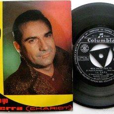 Discos de vinilo: RAMON CALDUCH - ESTA NOCHE PAGO YO / LA GATA +2 - EP COLUMBIA 1963 BPY. Lote 58115096
