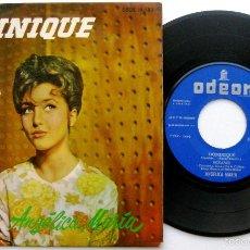 Discos de vinilo: ANGELICA MARIA - DOMINIQUE +3 - EP ODEON 1964 BPY. Lote 58116858