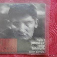 Discos de vinilo: XERARDO MOSCOSO - REQUIEM II (+3) - GALEGO - VOCES CEIBES - EDIGSA / XISTRAL 1968. Lote 58117266