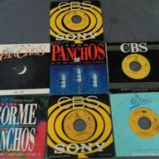 Discos de vinilo: LOTE 7 SINGLES DE LOS PANCHOS ALGUNOS SON PROMO. Lote 58118087