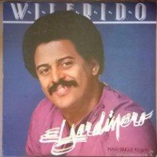 Discos de vinil: WILFRIDO VARGAS Y SU ORQUESTA-EL JARDINERO, ARIOLA-F-601704. Lote 58119313