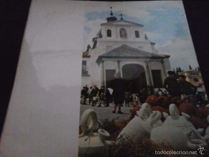 Discos de vinilo: ORQUESTA MARAVELLA El chotis LP 1965 Zafiro - Foto 2 - 58119892