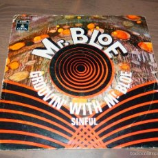 Discos de vinilo: MR BLOE GROOVIN WITH SINFUL EMI ODEON SINGLE VINILO 1970 SVG. Lote 58120868