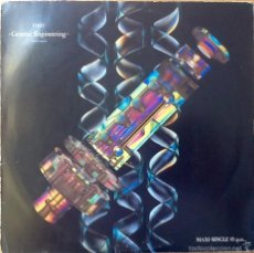 Discos de vinilo: O.M.D. : GENETIC ENGINEERING [ESP 1983] 12'. Lote 55732878