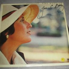 Discos de vinilo: JOAN BAEZ - THE BEST OF - SPAIN - LP33. Lote 58121148