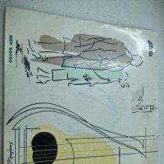 Discos de vinilo: FADOS DE COIMBRA-LUIZ GOIS-JOSE AFONSO-AVE MARIA + 3 - EP -ALVORADA-N. Lote 58128717