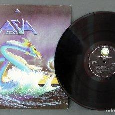 Discos de vinilo: ASIA DEBUT GEFFEN RECORDS 1982 LP VINILO 33 RPM. Lote 58129063