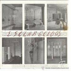 Discos de vinilo: [MOVIDA:] ESCLARECIDOS: MANILA GIRLS / CHOP-SUEY. 1983. LA CARA B NO APARECIÓ EN NINGÚN LP. Lote 58137876