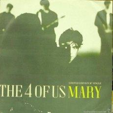 Discos de vinilo: THE 4 OF US-MARY MAXI SINGLE VINILO 1989 (10 PULGADAS) ENGLAND. Lote 58143793