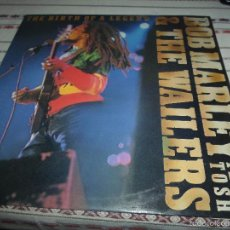 Discos de vinilo: BOB MARLEY & THE WAILERS THE BIRTH OF A LEGEND. Lote 58156600