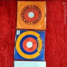 Discos de vinilo: CONEXION LOTE 3 SG. PROMO MUESTRAS 1* IMPRESION. Lote 58159623
