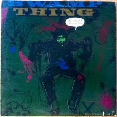 Discos de vinilo: MALCOLM MCLAREN : SWAMP THING [USA 1985] LP. Lote 55223837