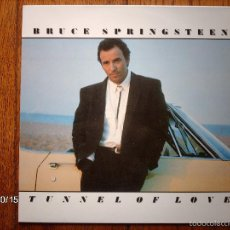 Discos de vinilo: BRUCE SPRINGSTEEN - TUNNEL OF LOVE . Lote 58173365